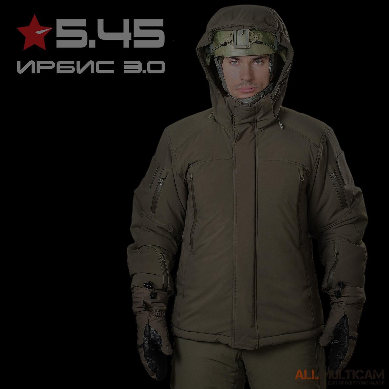 Тактический зимний костюм Ирбис 3.0 Обзор