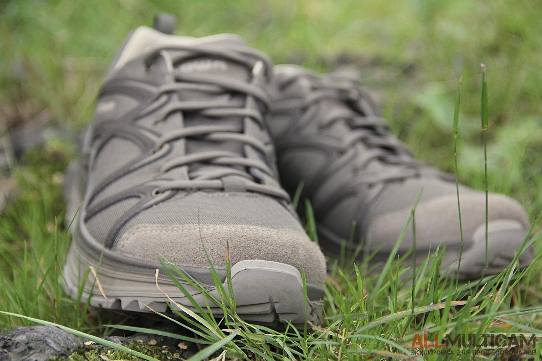 Обзор облегченных ботинок Lowa Innox