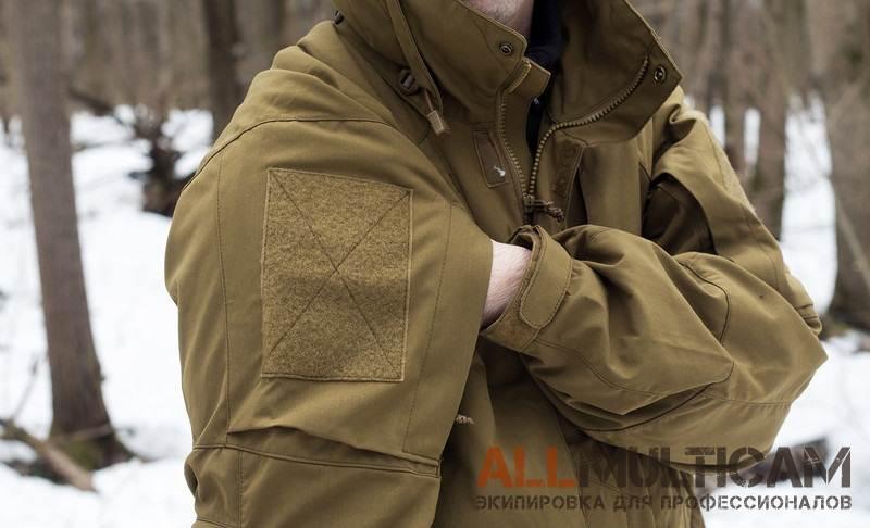 Обзор тактической куртки Solid Smock Vertx