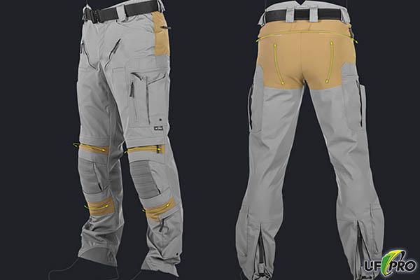 материал Schoeller в штанах UF PRO