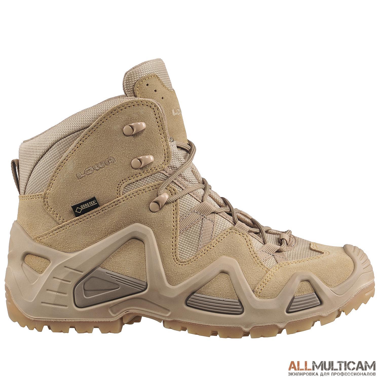 Тактические ботинки Lowa