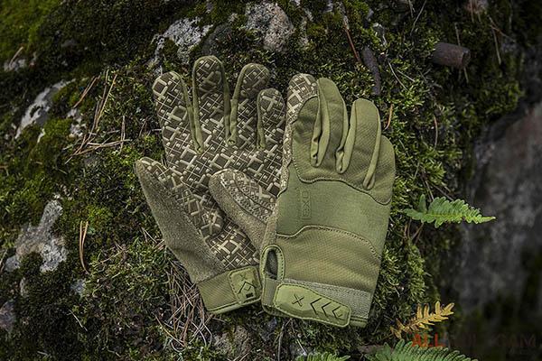 Обзор тактических перчаток Ironclad Tactical Grip