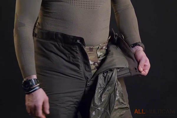 Росомаха Утепленный костюм 5.45 DESIGN обзор