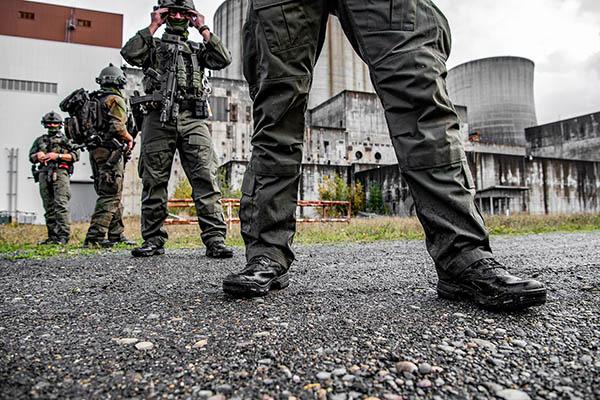 Тактическая эволюция ALLMULTICAM Тактические ботинки1