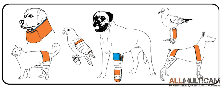 Sam Splint для животных
