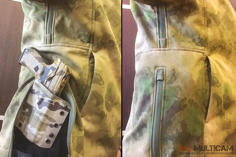 Обзор куртки Манул 5.45 DESIGN