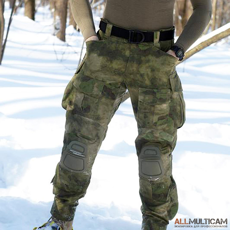 Обзор тактических штанов Рысь