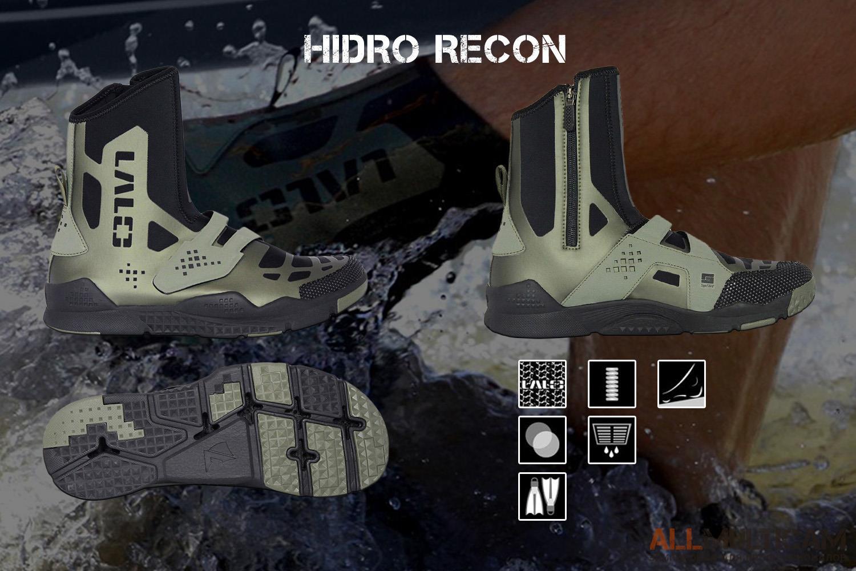 Ботинки HIDRO RECON LALO