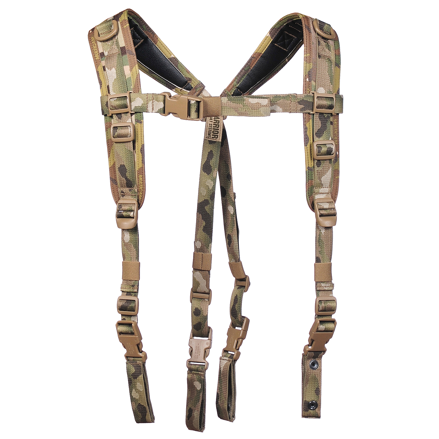 Подтяжки Elite Ops Low Profile Harness WAS