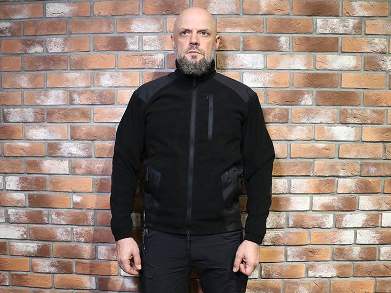 """Флисовая куртка """"Патруль"""" 5.45 DESIGN"""
