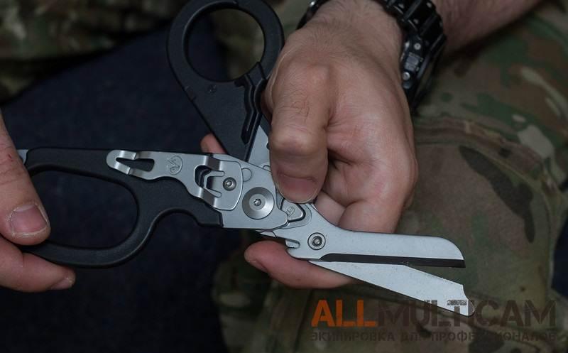 Обзор медицинских ножниц Leatherman Raptor