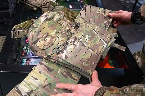 Вольфрам Разгрузочный жилет 5.45 DESIGN3