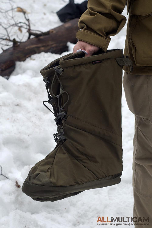 Утепленные чехлы на ботинки 5.45 DESIGN