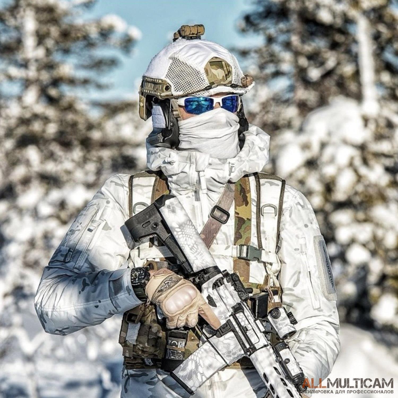 Теплоизоляция военной одежды ALLMULTICAM