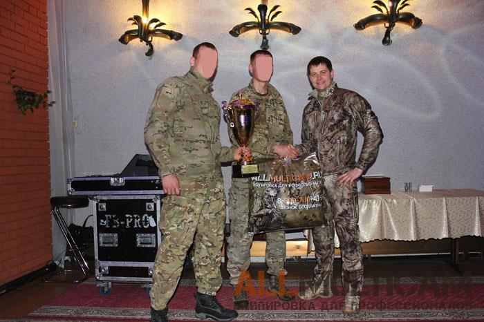 Соревнования Федеральной Службы Охраны Российской Федерации по снайпингу памяти капитана Берлина Владимира Николаевича