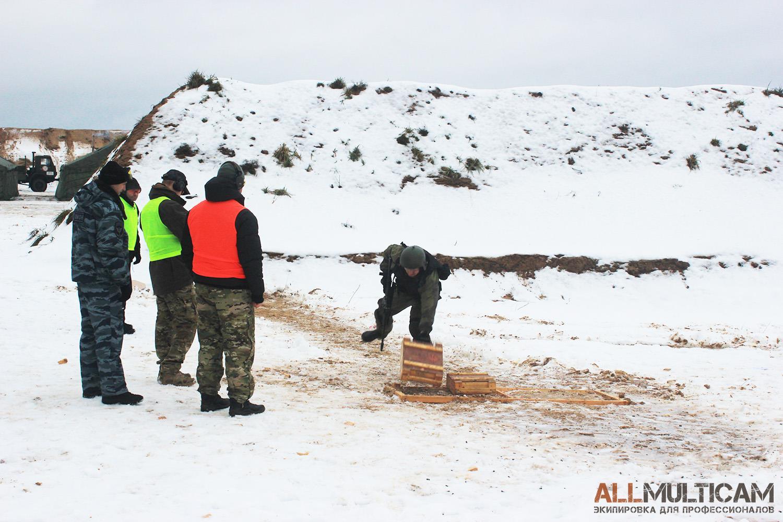 Турнир по практической стрельбе среди подразделений специального назначения памяти Жидкова Д.В. 2017 год