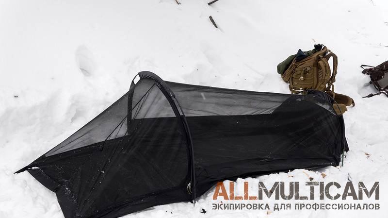 Обзор одноместной палатки Snugpak Ionosphere