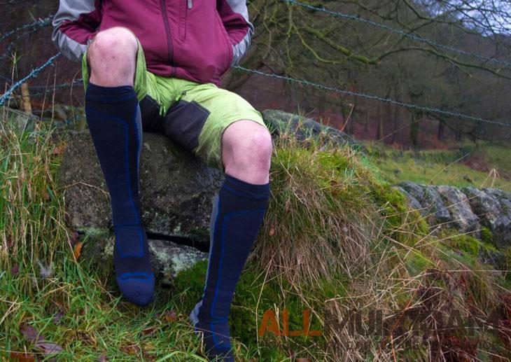 Обзор влагозащитных носков