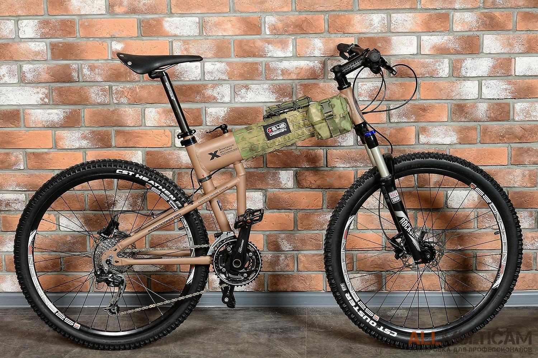 Чехол Molle на раму велосипеда Montague 5.45 DESIGN