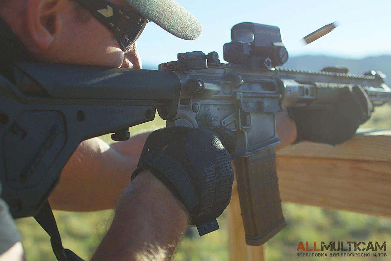 Стрелковые перчатки Specialty Vent Mechanix