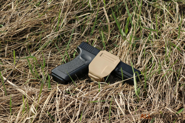Кобура Gun Clip Crye Precision