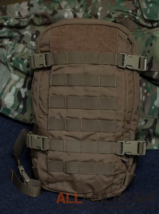 Обзор штурмового рюкзака OPS Elf Pack