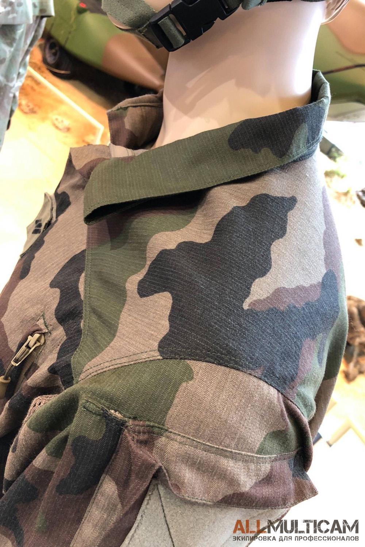 Новая форма французской армии Tenue Combat F3