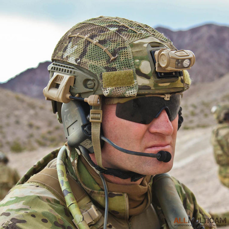 Налобные тактические военные фонари Princeton Tec