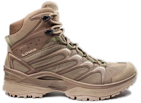 LOWA Innox GTX — новые военно-тактические ботинки