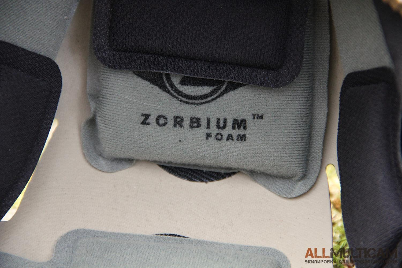 Подтулейное устройство шлема Ястреб