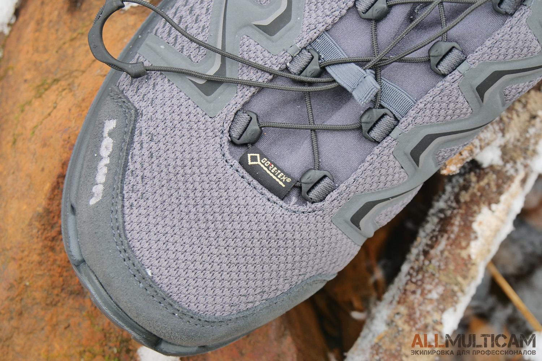 Обзор ботинок Lowa Maddox