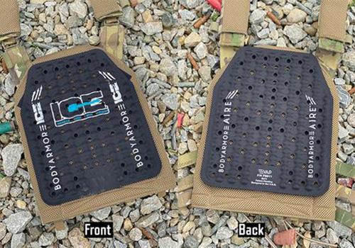 Обзор вентилируемых панелей Body Armor Vent™