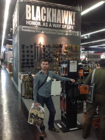 Компания BlackHawk- производство военной экипировки и снаряжения