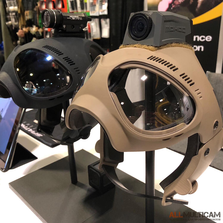 Шлем для служебных собак Trident K9
