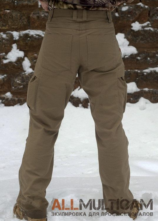 Обзор тактических брюк Original Vertx