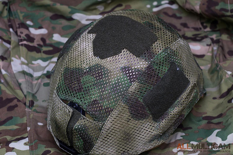 Чехол A-TACS FG для шлема Спартанец