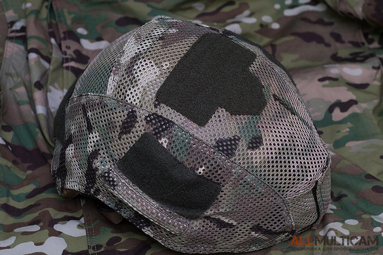 Чехол MultiCam для шлема Спартанец