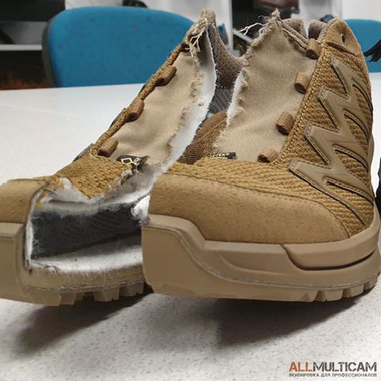Отличия ботинок Innox и Innox PRO
