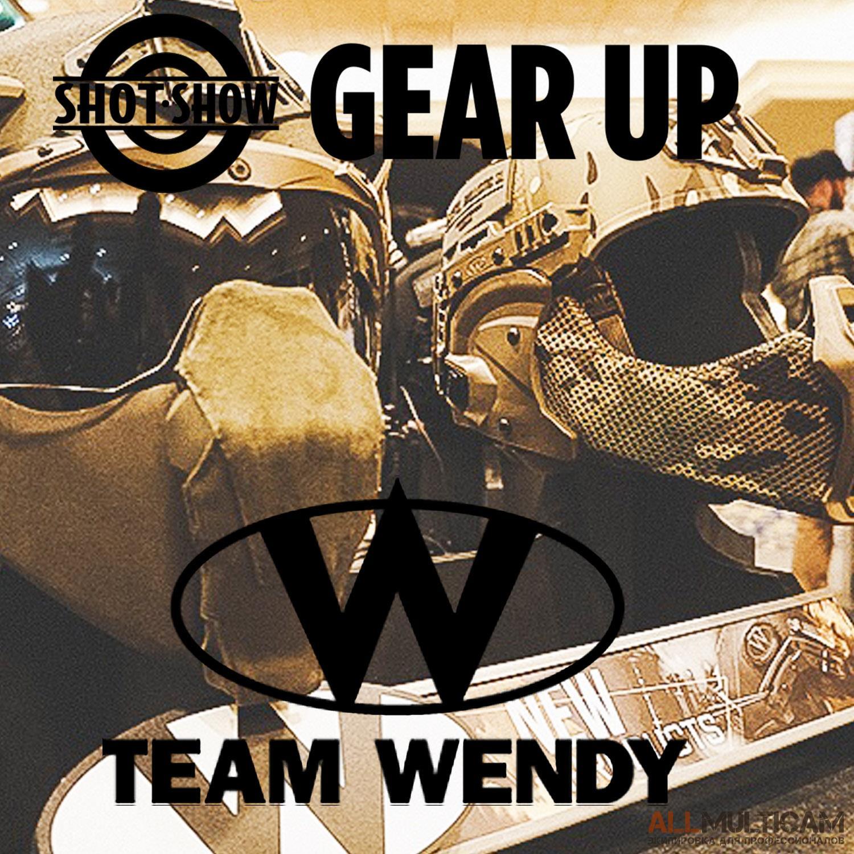Shot Show 2019 Team Wendy