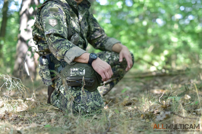 Тестирование польской камуфляжной формы MAPA