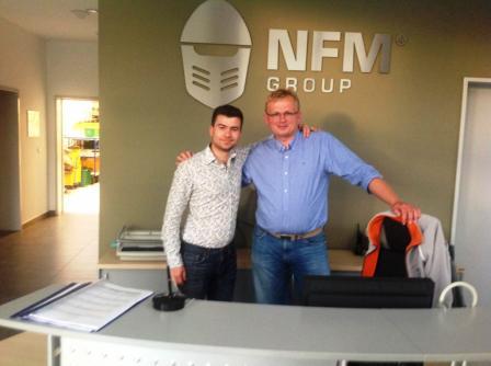 ALLMULTICAM - официальный представитель NFM Group на территории России.