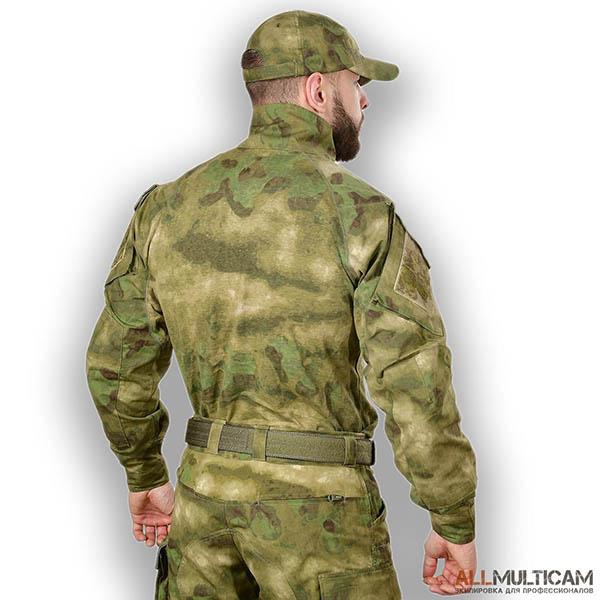 Тактическая рубашка Рысь 5.45 DESIGN Обзор