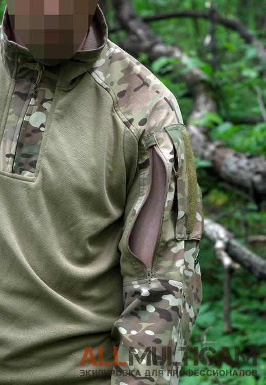 Тактическая всепогодная рубашка G3 Crye Precision