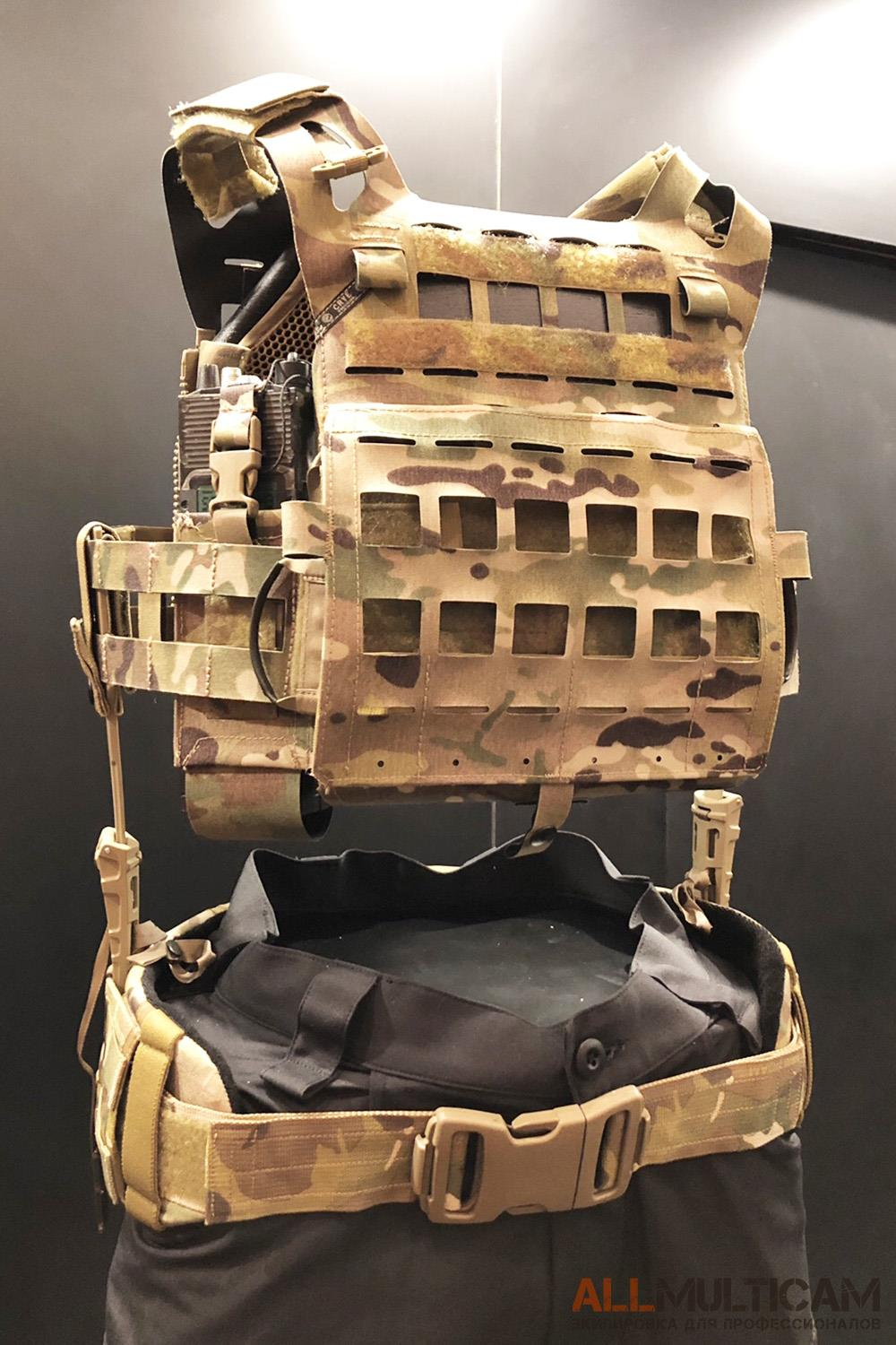 Shot Show 2019 Crye Precision