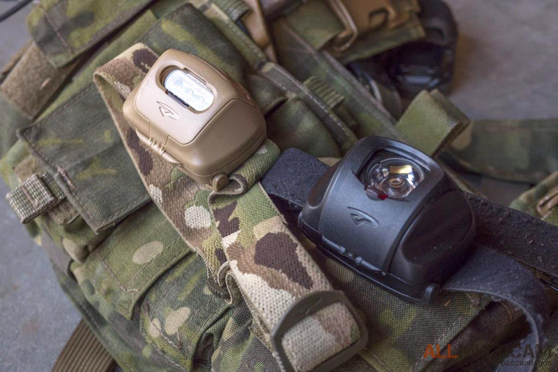 Тактические налобные фонари MPLS Princeton Tec