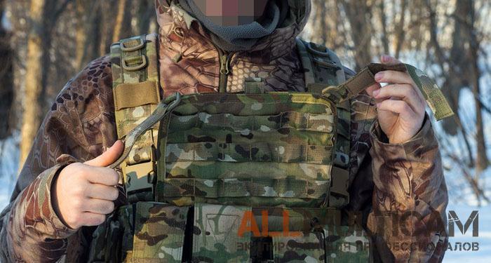 Обзор разгрузочного жилета Warrior Assault Systems 901