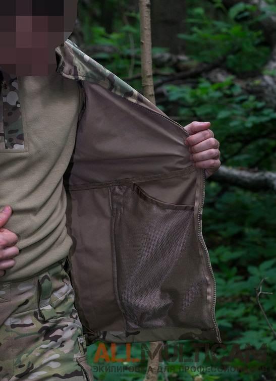 Тактическая куртка FieldShell Crye Precision