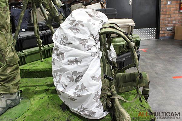 Мираж Маскировочный чехол на рюкзак 545 DESIGN обзор
