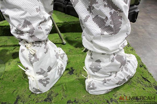 Мираж Маскировочные чехлы на ботинки 5.45 DESIGN обзор