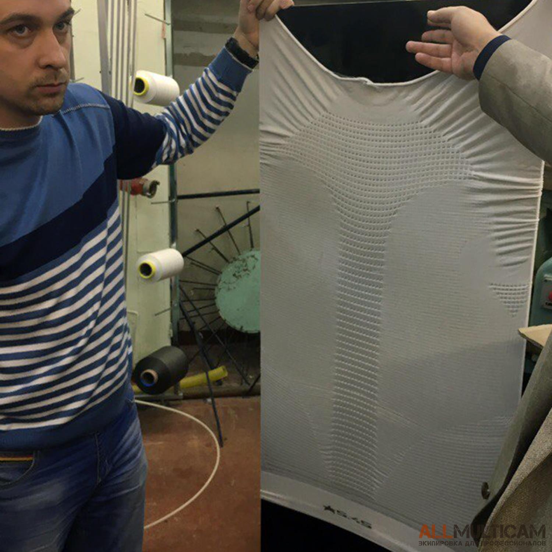 Производство теромобелья Фантом 5.45 Design